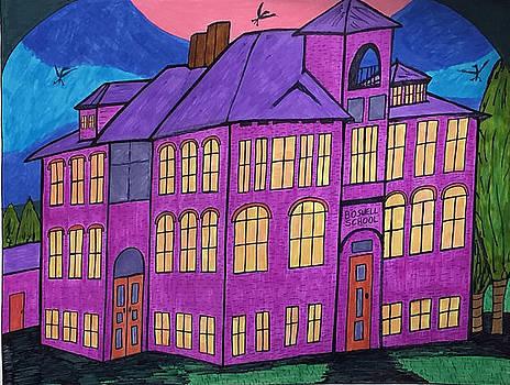 Boswell School. by Jonathon Hansen