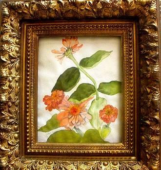Botanical - 1888 by Maurice B Prendergast