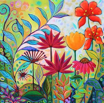 Botanical 1 by Peggy Davis