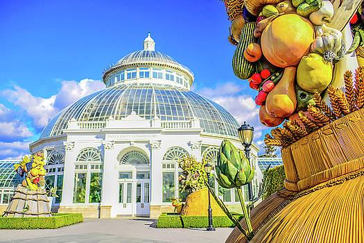 Botanical Beauty by Theodore Jones