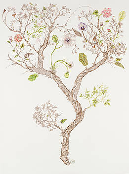 Botanicalia Branches by Karen Robey