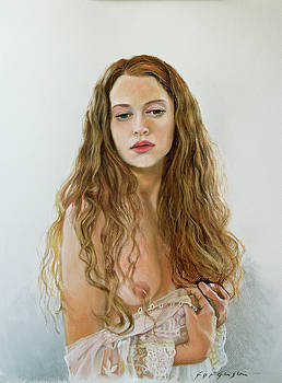 Botticelli Julia by Richard Ferguson