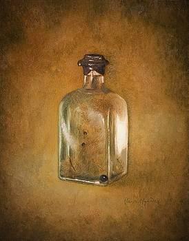 Bottle of Light by Nanne Nyander