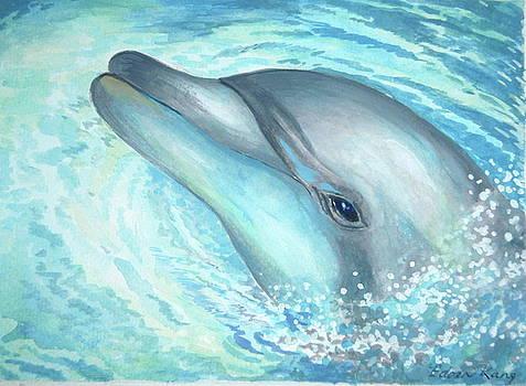 Bottlenose Dolphin by Edoen Kang
