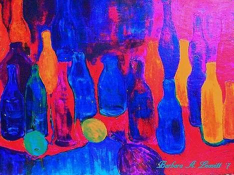 Bottles by Barbara Leavitt
