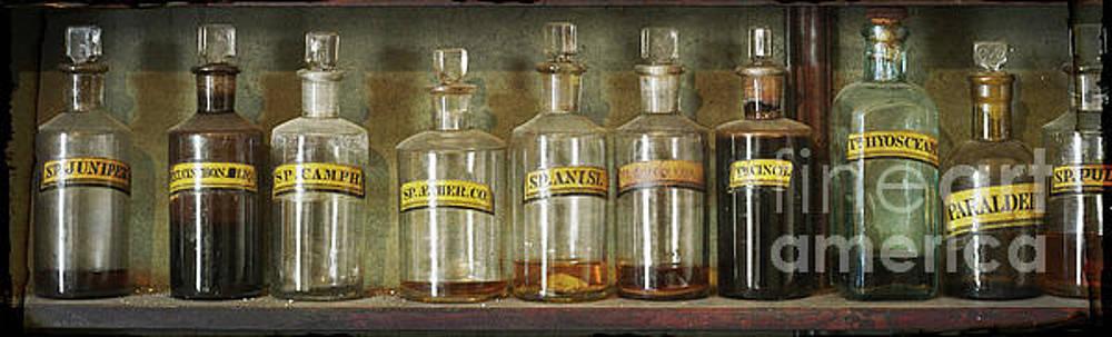 Bottles by Russ Brown