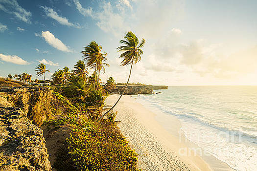 Bottom Bay, Barbados, Caribbean by Justin Foulkes