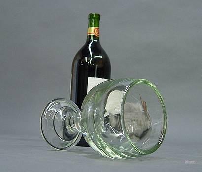 Bottom of the glass by Alana  Schmitt