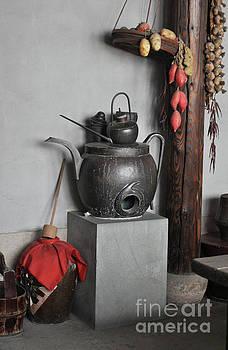 Bottomless Teapot by Josephine Cohn