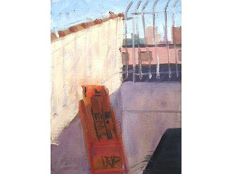 Botton Of The Yard by Daniel Ribeiro