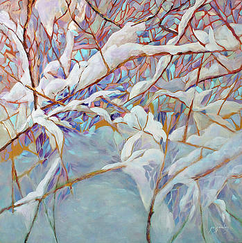 Boughs in Winter by Joanne Smoley
