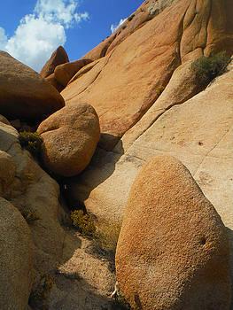 Boulder And Boulder by John Smolinski