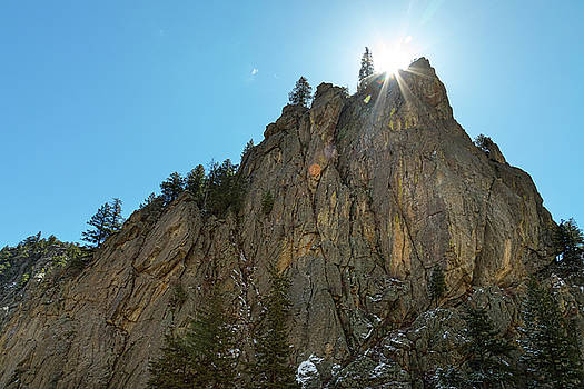 Boulder Canyon Narrows Pinnacle by James BO Insogna