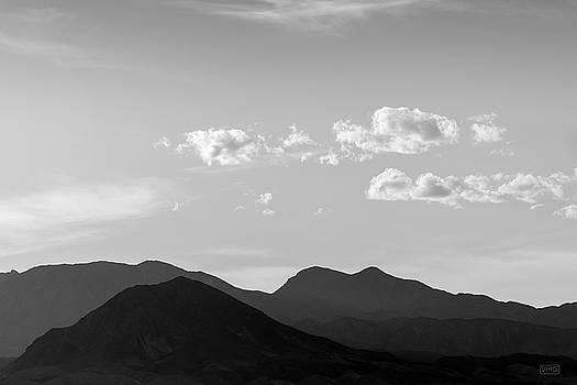 David Gordon - Boulder City NV Landscape I BW