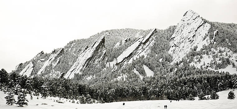 Marilyn Hunt - Boulder Flatirons Colorado 1