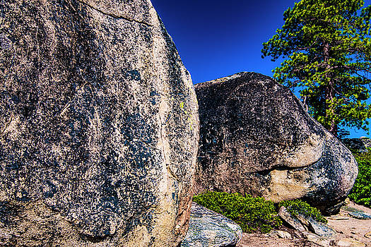 Boulders At Rest by Steven Ainsworth