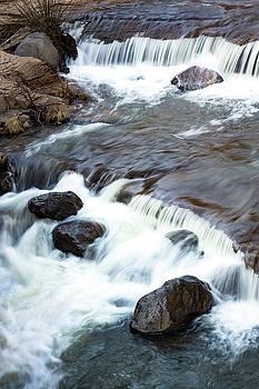 Rick Strobaugh - Boulders in the Rapids