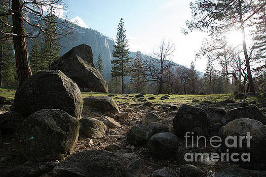 Terry Garvin - Boulders Yosemite National Park