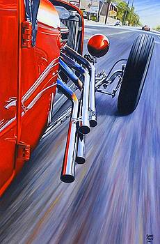 Boulevard T by Ruben Duran