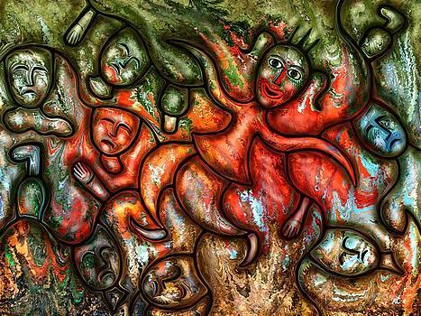 Bouncing Betty by Rafi Talby
