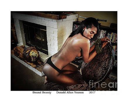 Bound Beauty by Donald Yenson