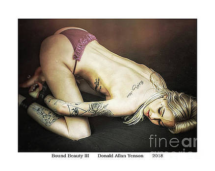 Bound Beauty III by Donald Yenson