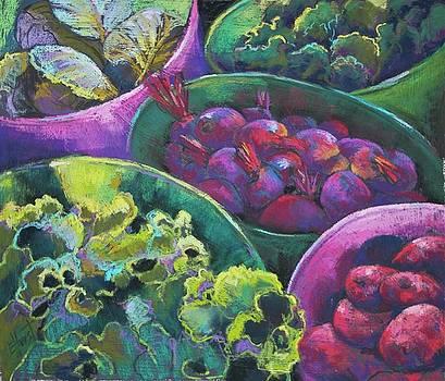 Bountiful Baskets by Elaine Hurst