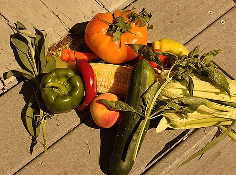 Bountiful Harvest by Geoffrey McLean