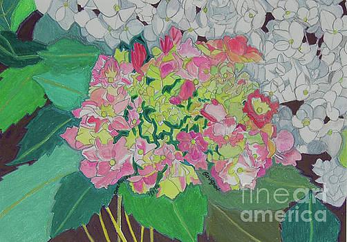 Bouquet by Cora Eklund
