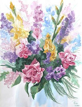 Bouquet  by Denise Jo Williams