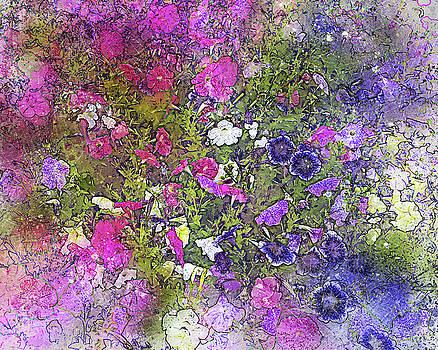 Bouquet Design by Judi Saunders