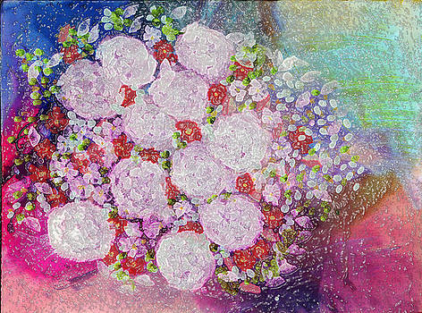 Bouquet Flowers by Don Wright