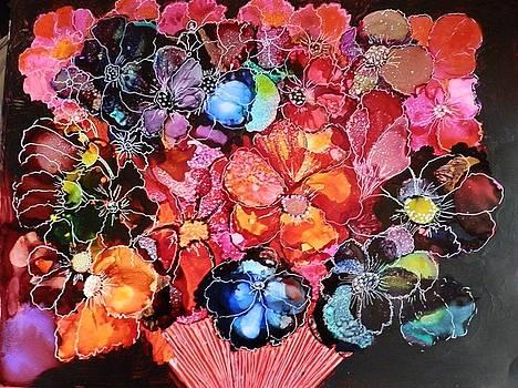 Bouquet by Jann Elwood