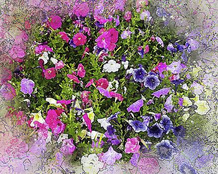 Bouquet by Judi Saunders