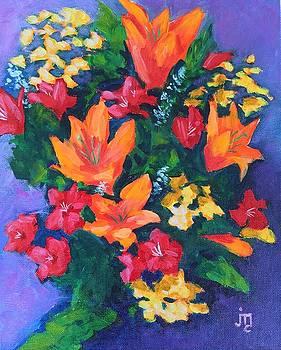 Bouquet No. 1 by J Travis Duncan