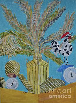 Bouquet of Grass by Cora Morley Eklund