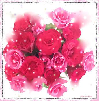 Bouquet of Roses by Leena Pekkalainen