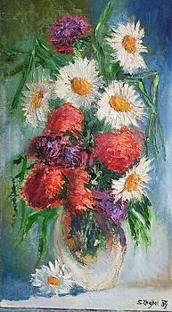 Bouquet  by Stanislav Zhejbal