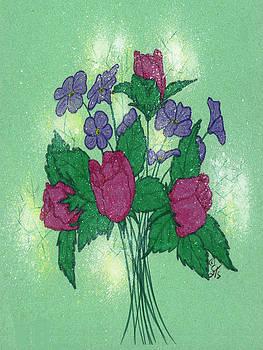 Bouquet by Susan Turner Soulis