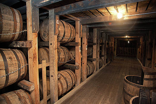 Bourbon at Maker's Mark by Karen Varnas