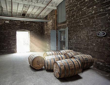Bourbon Bottling House by Karen Varnas