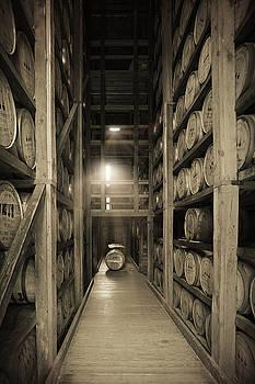 Bourbon Corridor by Karen Varnas