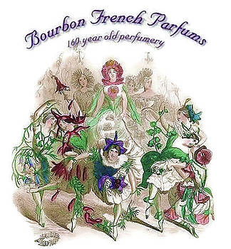 Bourbon French Perfume by ReInVintaged