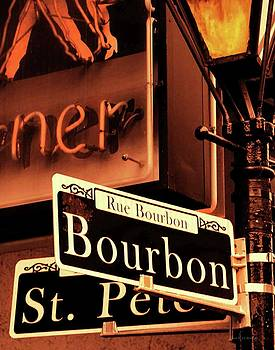Bourbon Street by Coleman Mattingly