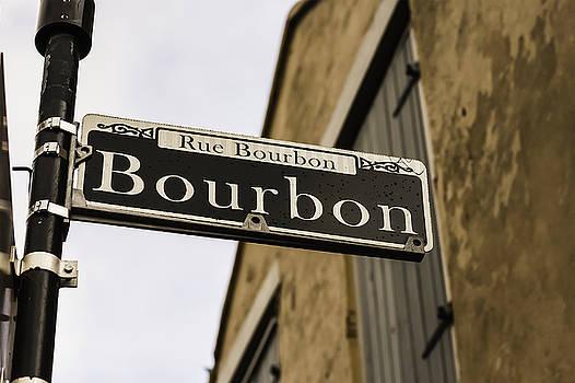 Chris Coffee - Bourbon Street, New Orleans, Louisiana