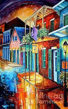 Bourbon Street Song by Diane Millsap