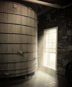 Bourbon Vat by Karen Varnas