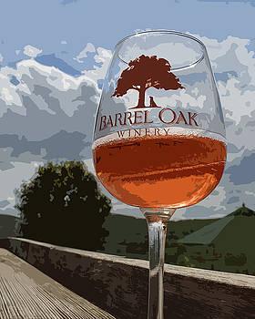 BOW Barrel Oak  by Christopher Kerby