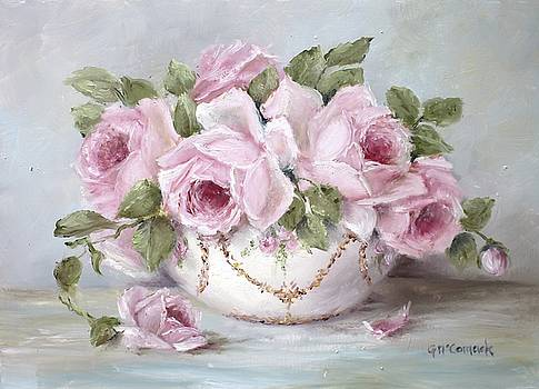 Bowl of Roses by Gail McCormack