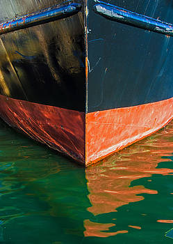 Bow Reflection by George Salter
